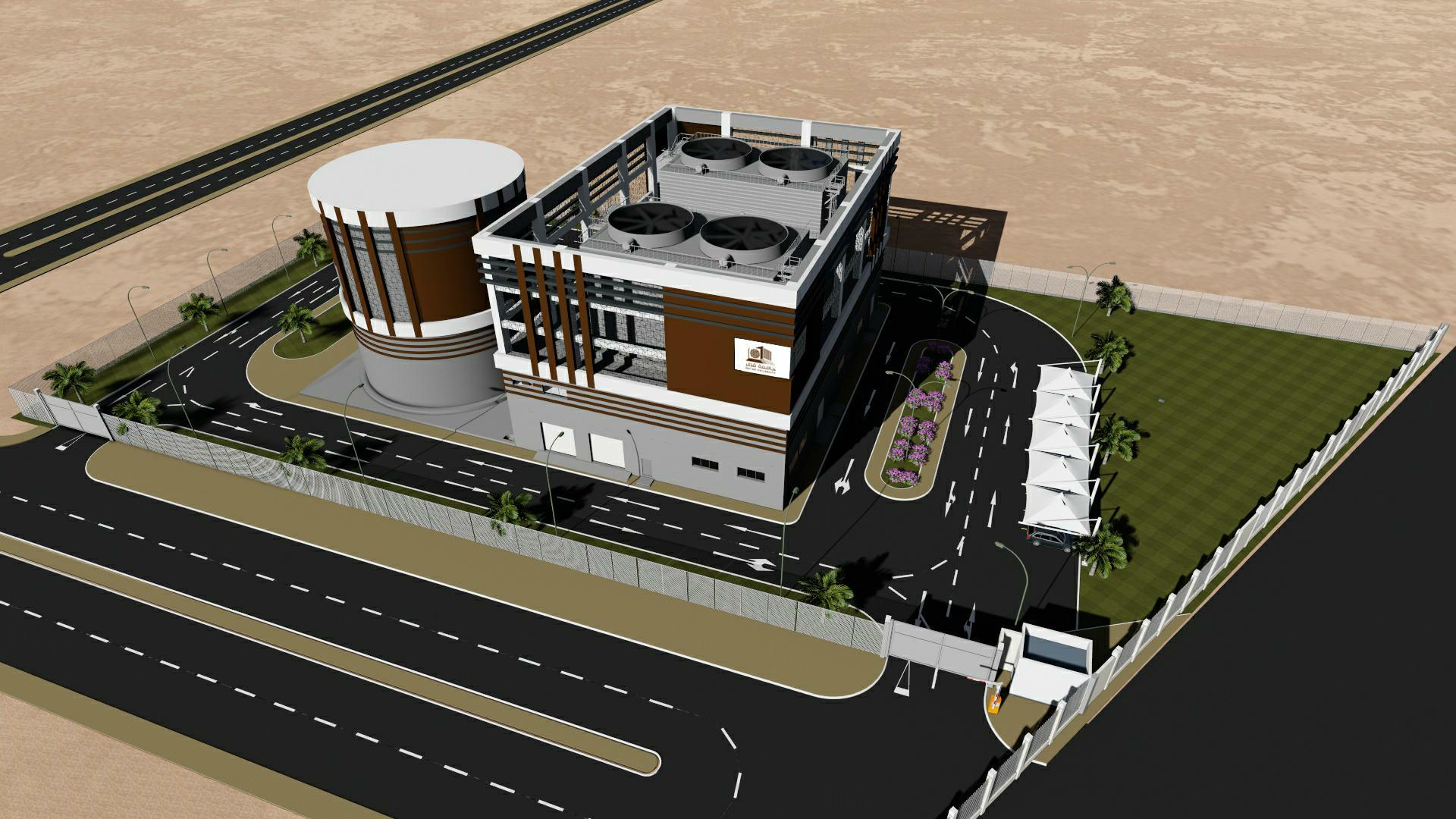 Ongoing Projects   Almuftah Group